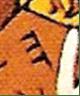 Tableau : E majuscule envers comme dans le titre secret de Boudet