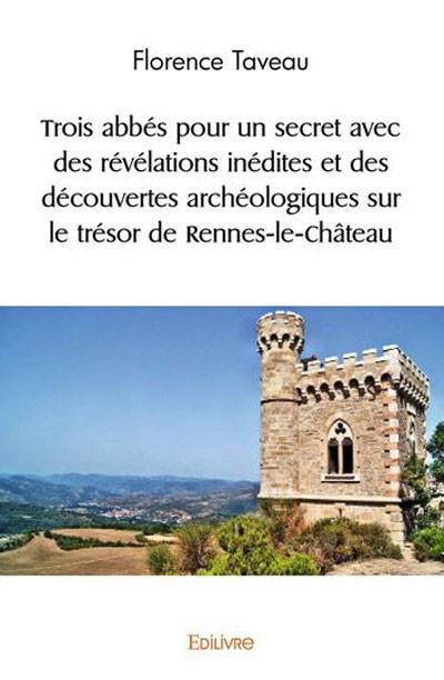 Florence Cazebon - Taveau rédige son huitième ouvrage sur Rennes-le-Château !