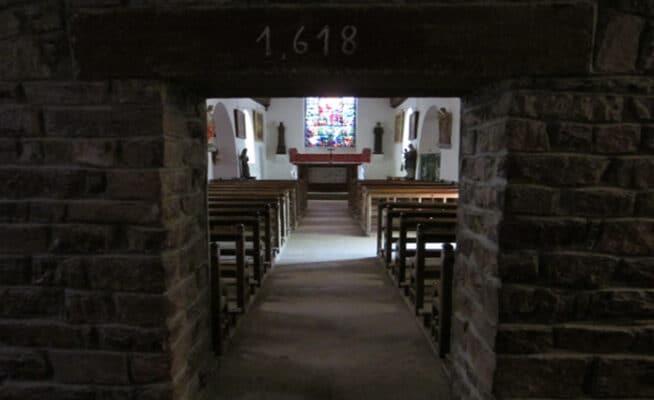 L'église du Graal