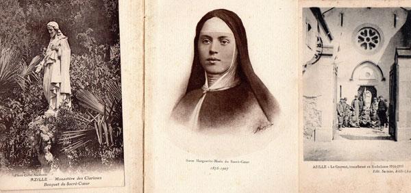 Le couvent d'Azille riche en liens découverts par Florence Cazebon - Taveau avec les mystères de Rennes-le-Château