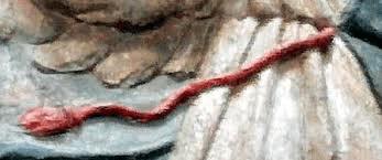 Le Serpent Rouge dans les carnets de Rennes-le-Château de Gérald Albrecq.