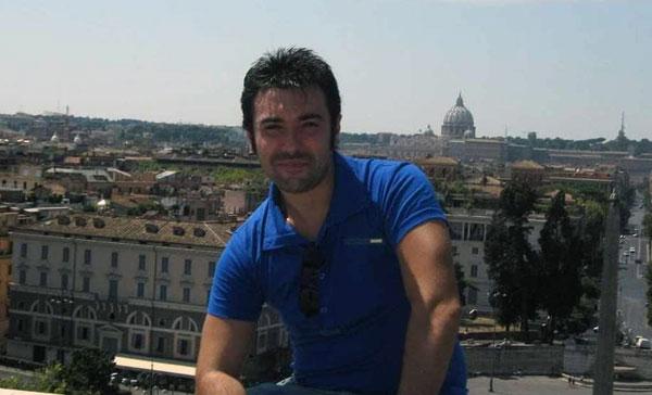 Simone Leoni à Rome