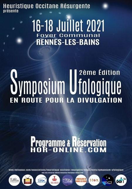 Deuxième symposium ufologique de la Haute Vallée de l'Aude à Rennes-les-Bains