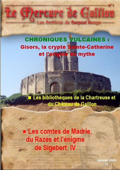News : Le Mercure de Gaillon N°1 réédité