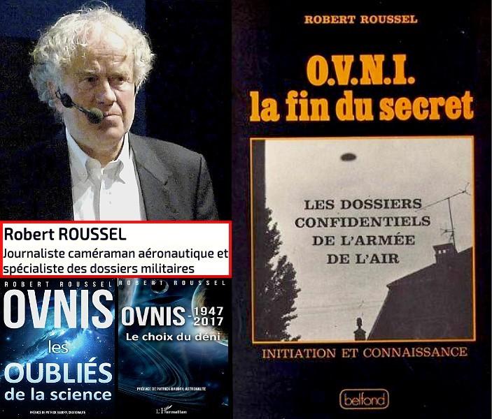 Robert Roussel sera au symposium ufologique de Rennes-les-Bains le 16 juillet 2021