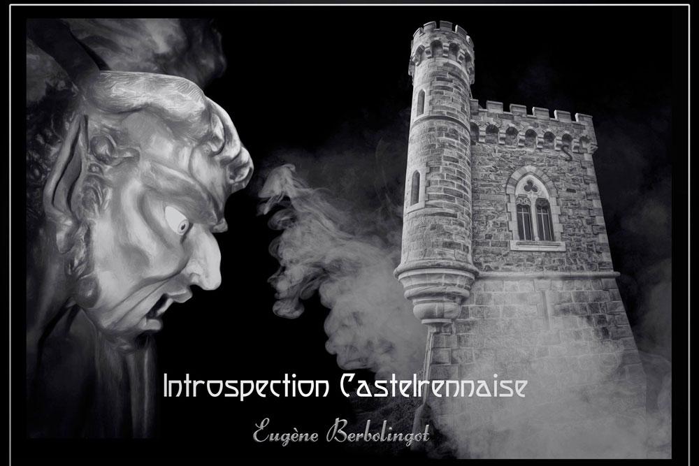 Exposition photos Introspection Castelrennaise d'Eugène Berbolingot à Rennes le Château