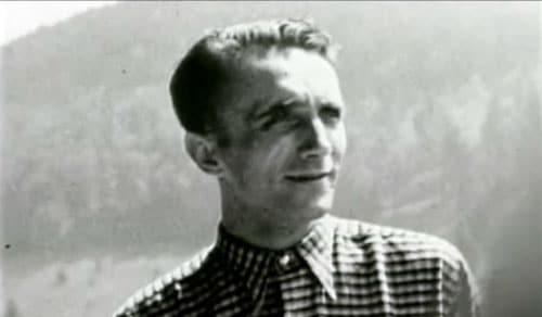 Otto Rahn, écrivain, historien et archéologue allemand